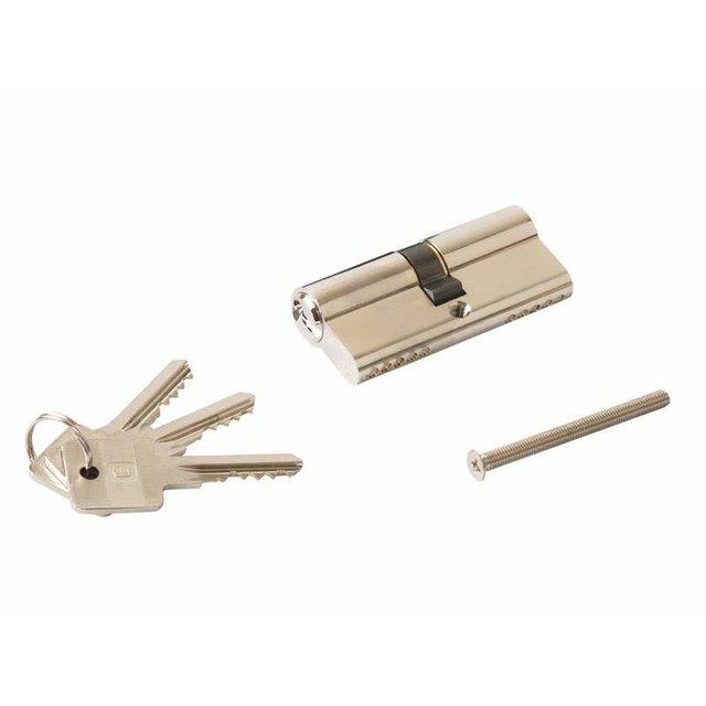 Цилиндр проф. 35/35 ключ/ключ