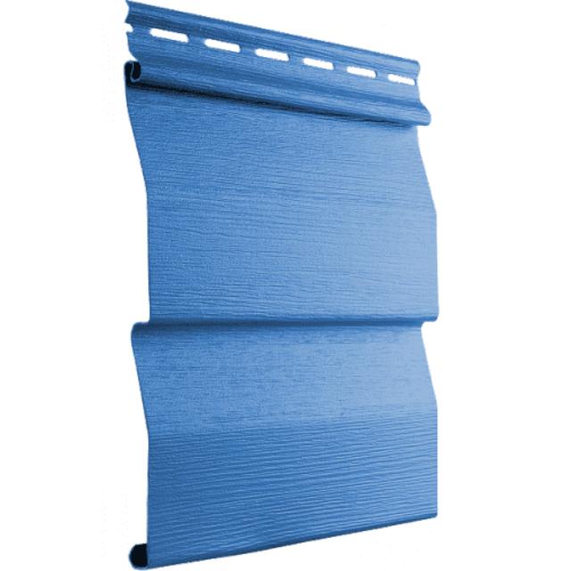 Сайдинг FineBer Standart Extra Acrylic, синий 3,66