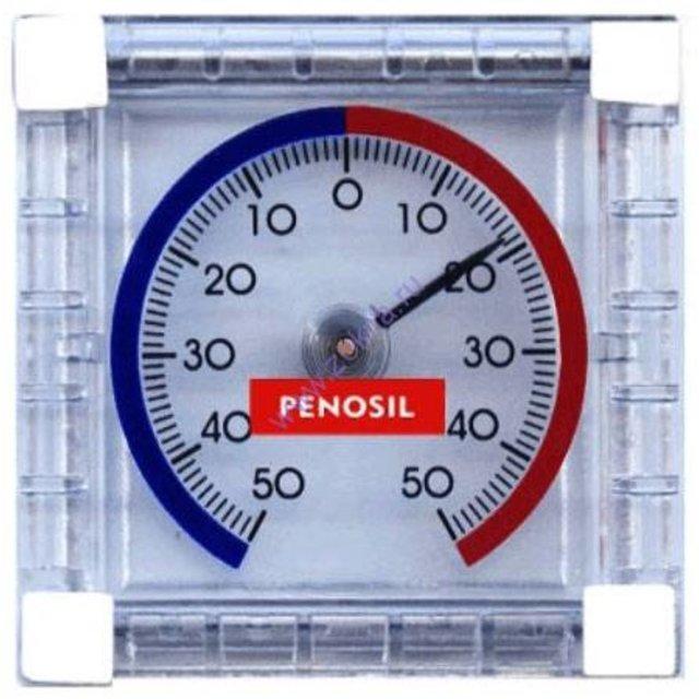 Термометр с биметаллической пружиной, Penosil