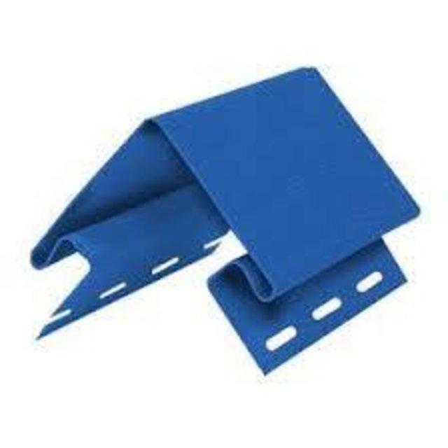 Угол наружный, FineBer Classic, синий, 3,05 м